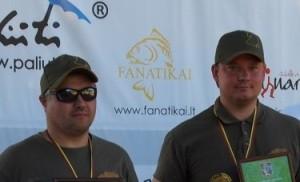 Olegas Ružickis ir Giedrius Jasulaitis