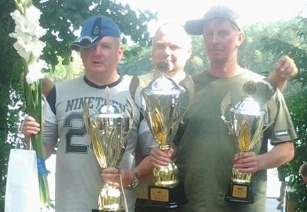 Marius, Danielius, Kęstutis.