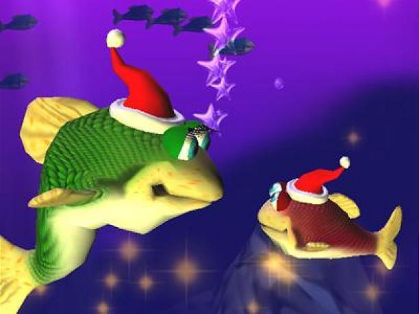christmas-fish