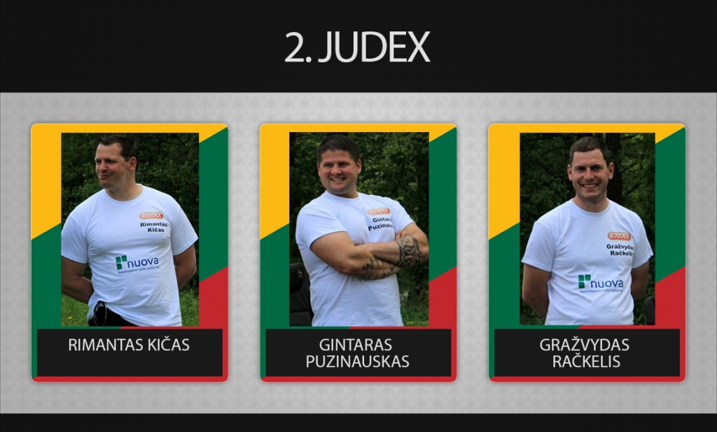 2 komanda judex