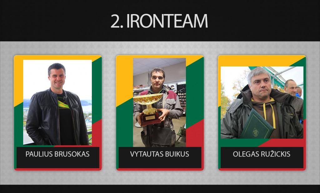 2 komanda ironteam