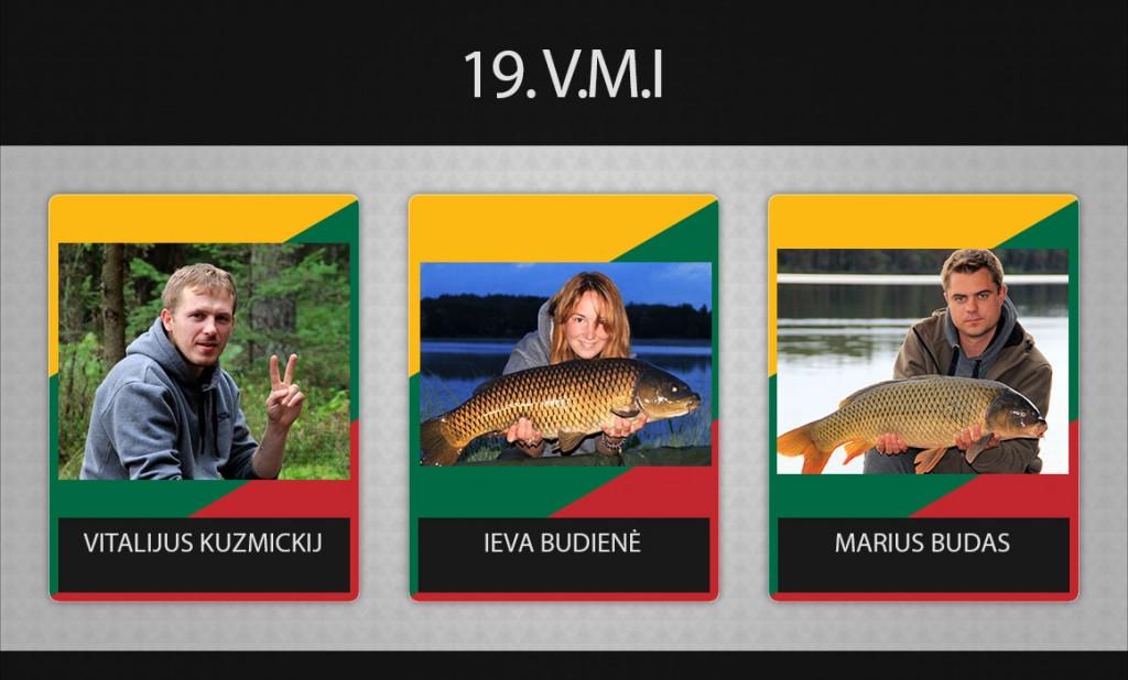 19 komanda VMI